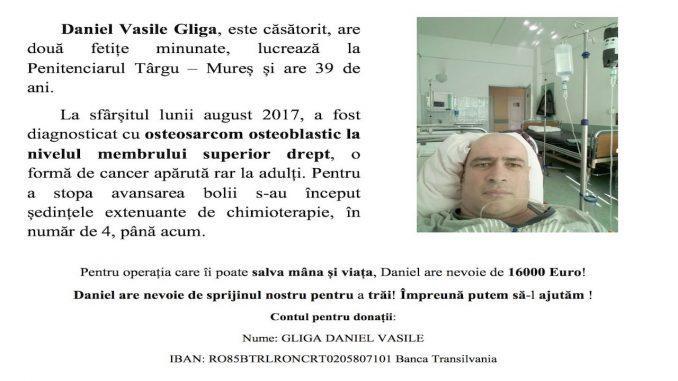 Ajutor Umanitar - Daniel Gliga Vasile
