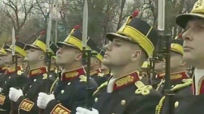 Live   La mulți ani, Romania!