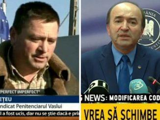 Penitenciar Vaslui | Ministrul Justitiei asteptat la negocieri