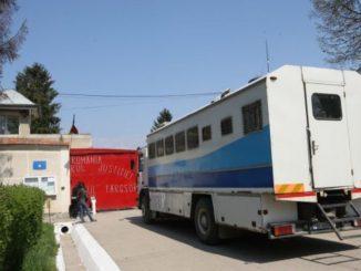Reguli nescrise la Penitenciarul Targsor