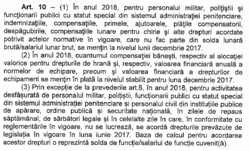 Salarii 2018