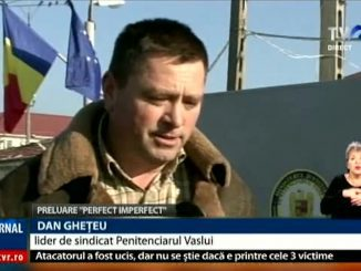 Video | Proteste la Penitenciarul Vaslui, plata orelor suplimentare pentru toti