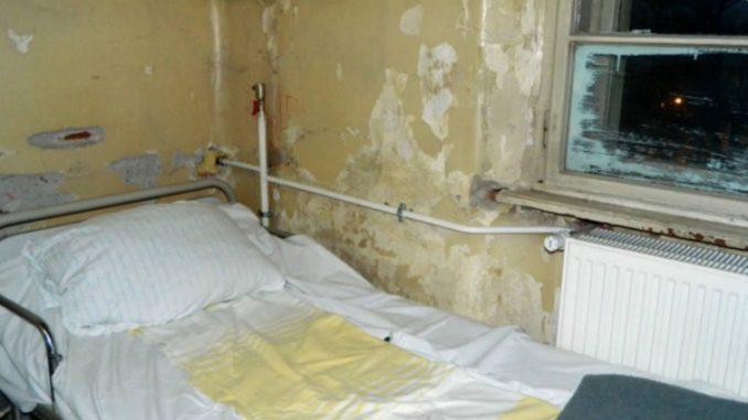 Mai rau in spitale decat in puscarie?!
