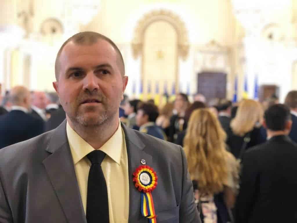 Receptie la Palatul Cotroceni cu ocazia Zilei Nationale a României
