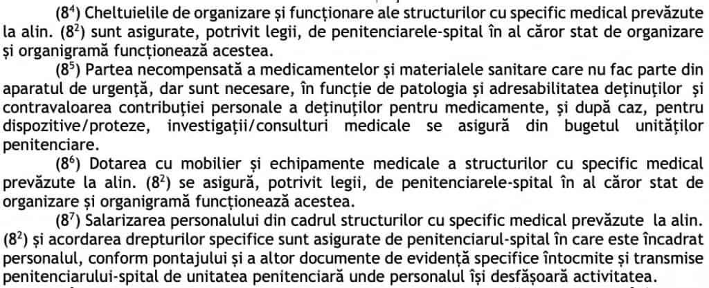 Proiectul de Hotarare pentru modificarea Hotararii Guvernului nr. 756:2016 pentru organizarea, functionarea si atributiile Administratiei Nationale a Penitenciarelor - buget:salarizare