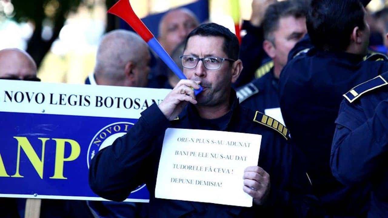 81 de milioane de lei pentru plata dreptuilor legale ale personalului din sistemul penitenciar