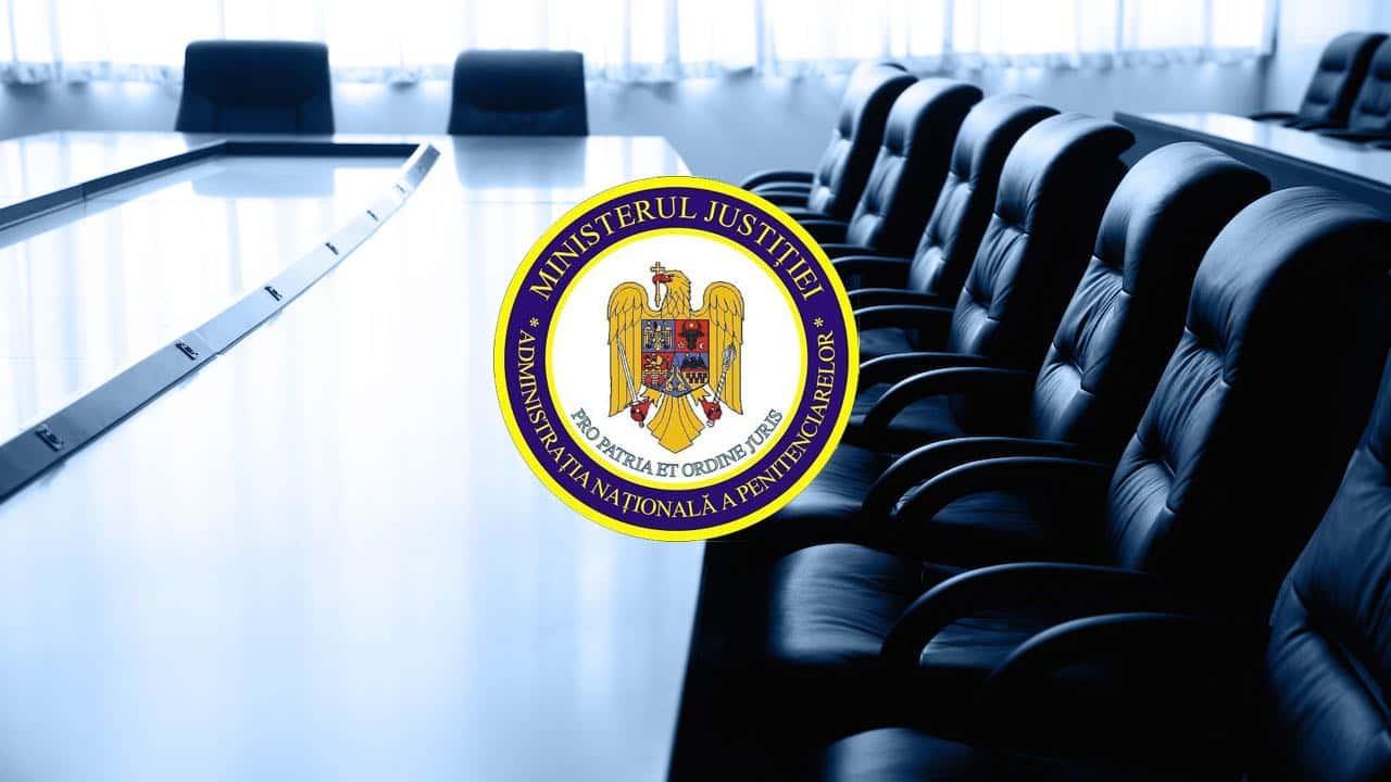 ANP, consiliu de conducere in 17 mai 2019