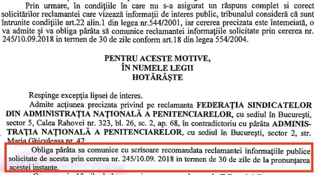Sentinta 503_2019 Tribunalul Bucuresti