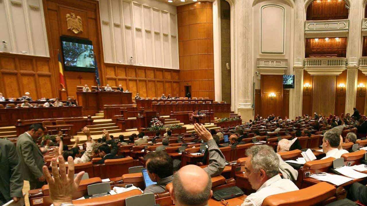 Statutul politistilor de penitenciare, in procedura de urgenta la Camera Deputatilor