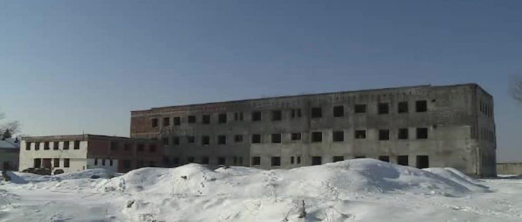 Penitenciarul pierdut Pantelimon