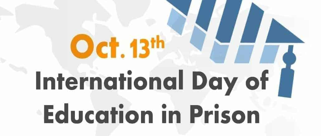 Ziua Internațională a Educației din Penitenciare