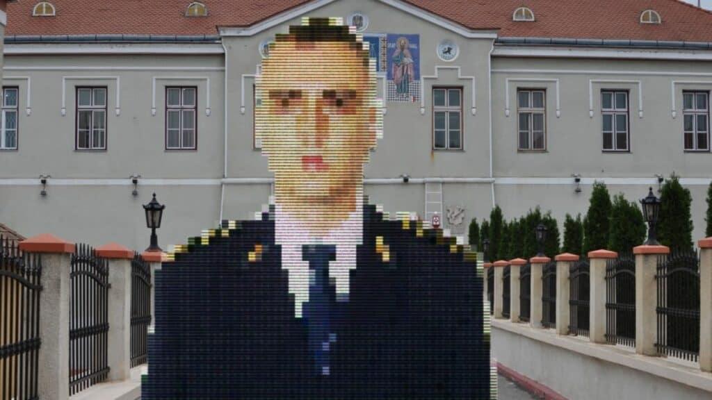 The Punisher la Penitenciarul Gherla
