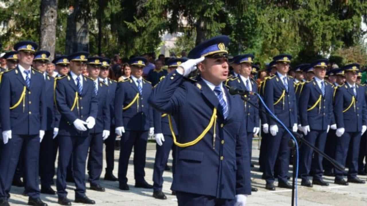 """Festivitatea de absolvire a elevilor SNPAP Tg. Ocna - promoția 2021 """"Regele Mihai I - 100"""""""