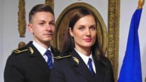 Trecerea agenților în corpul ofițerilor TCO