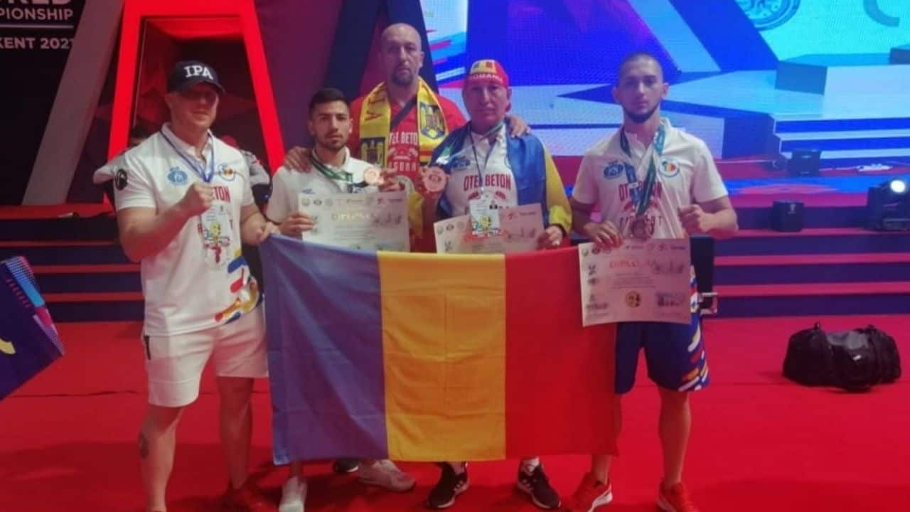 Campionatul Mondial de Hand to Hand Fighting în UZBEKISTAN